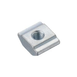 Pre-Assembly Insertion Short Nuts for Aluminum Extrusions - For 5 Series (Slot Width 6mm)