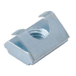 For 5 Series (Slot Width 6mm) - Post-Assembly Insertion - Short Nuts