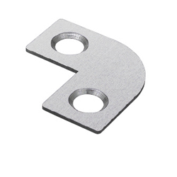 Extrusion End Caps For 8-45 Series (Slot Width 10mm) Aluminum Extrusions - End Plates