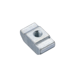 Pre-Assembly Insertion Short Nuts for Aluminum Extrusions - For 6 Series (Slot Width 8mm)