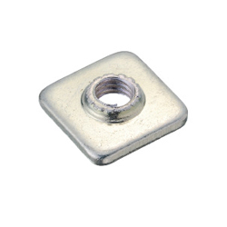 Pre-Assembly Insertion Square Nuts for Aluminum Frames - For 6 Series (Slot Width 8mm)