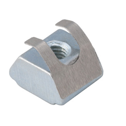For 6 Series (Slot Width 8mm) - Post-Assembly Insertion - Short Nuts
