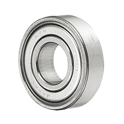 Deep Groove Ball Bearing/Double Shielded/C3 Clearance