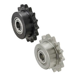 Idler Sprockets with Hub - 35B, 40B, 50B, 60B Series
