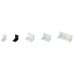 Thin Brackets For 6 Series (Slot Width 8mm) Aluminum Extrusions