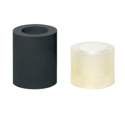 Counterbored Rubber Bumpers - L Selectable