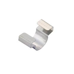 Metal Stoppers for Pre-Assembly Insertion Square Nuts for Aluminum Extrusions - For 6 Series (Slot Width 8mm)