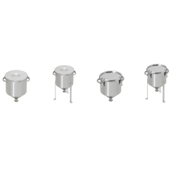 Open-Top Tanks/Standard/Sealable/Hopper Type