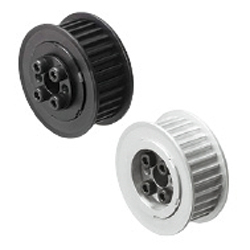Keyless High Torque Timing Pulleys - S3M - MechaLock Standard Type Incorporated (with Centering Function)