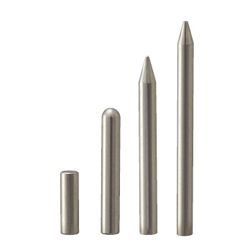 Small Diameter Locating Pins - High Hardness Stainless Steel - Solid