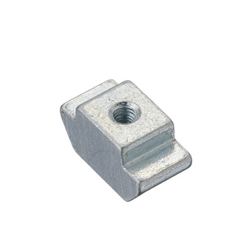 Pre-Assembly Insertion Short Nuts for Aluminum Frames - For 8 Series (Slot Width 10mm)