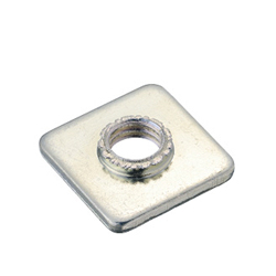 Pre-Assembly Insertion Square Nuts for Aluminum Frames - For 8 Series (Slot Width 10mm)