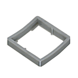 Pre-Assembly Insertion Stoppers for Aluminum Frames - Standard