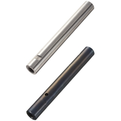 Linear Shafts-Both Ends Tapped with Wrench Flats / Both Ends Tapped with Cross-Drilled Hole