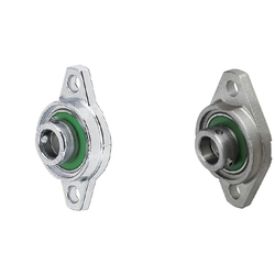 Ball Bearing/Diamond Flanged
