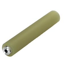 Urethane Pipe Rollers - Straight Type with Set Screw