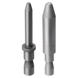 Locating Pins for Fixtures - Standard grade, Long Head (Set Screw)