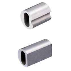 Bushings for Inspection Components - Oval - Straight (Dowel Pin / D Cut)