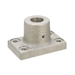 Device Stands - Squared Flanged, Through Holes, with Dowel Holes (Bracket only)