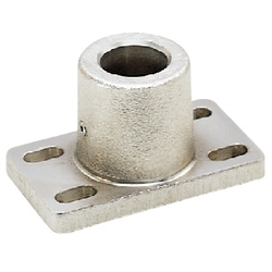 Device Stands - Square Flanged/Slotted Hole Adjustment Type (Bracket only)