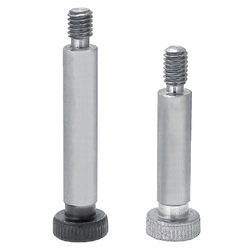 Low Head Shoulder Screws - Shaft Dia. Tolerance e9, g6, h7 / L, F Dimension Configurable