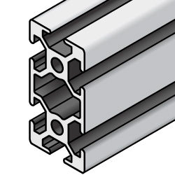 Aluminum Extrusion 8-45 Series/slot width 10/45x90mm, Parallel Surfacing,