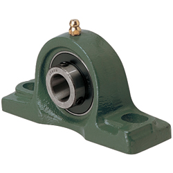 [C-VALUE] Ball Bearing Units - Cast Iron, Pillow Blocks