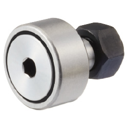 Cam Followers-Hex Socket on Head/Flat Type/With Seal/No Seal/C-Value