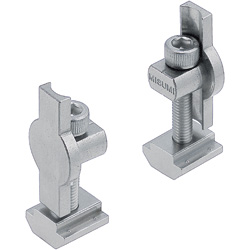 Blind Joint Components -  Nuts for Pre-Assembly Insertion Double Joints Joint Nut  for 8-45 Series (Slot Width 10mm) Aluminum Extrusions