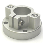 Round Pipe Joint, Same-Diameter Hole, Vertical Hole (PH)
