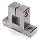 Stainless Steel, Square/Round Hole Pipe Joint/Lateral Type
