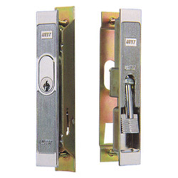 Double-sliding lock YKK/Kobelco and others