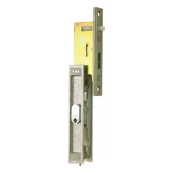 Double-sliding lock YKK