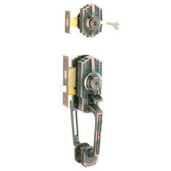 MIWA Special Lock for Entrance Doors, YKK (M-63)