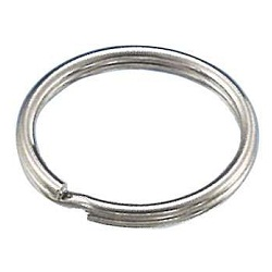 2 Layer Ring (Nickel Plating)