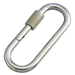Petit Carabiner (Ring Included)