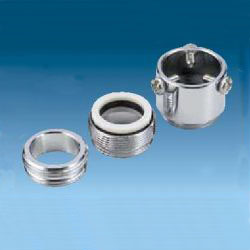 Water Purifier Parts, Three Piece Metal Adapter Set
