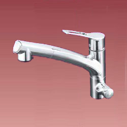 Water Faucets, Dedicated Single Lever Mixing Faucet with Shower for Water Purifiers, KDS211-M