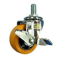 Anti-Static Caster SR Series Swivel with Stopper