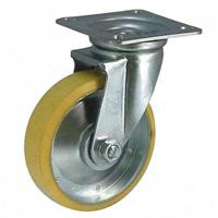 Anti-Static Caster STM Series Swivel (OCTRON Urethane Wheel)