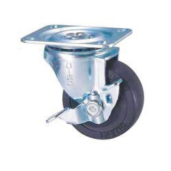 Industrial Caster, STC Series, Swivel Stopper (S-1/S-2) Included