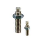 Stopper screw with urethane_SUS