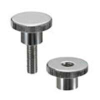 Knurled Knob (with Antibacterial Treatment)_KNMS-KF/KNFS-KF