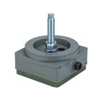 Anti-Vibration Wedge Mount PKAK (Bolt on Type with A Spherical Surface)