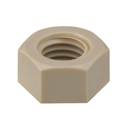 PPS (Polyphenylenesulfide)/Hex Nut