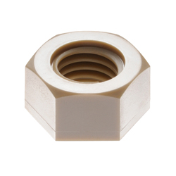 PEEK (Polyetheretherketone)/Hex Nut