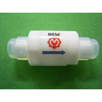 NCV Check Valve (Main body material: PTFE)