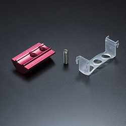 Post-Assembly Insertion Nut Set (Aluminum) (with Lock Function)