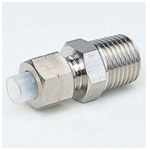 Quick Seal Series - Insert Type (Stainless Steel) - Connector (Inch Size)