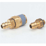 Bamboo Shoot Fitting Series Barb Type Connector